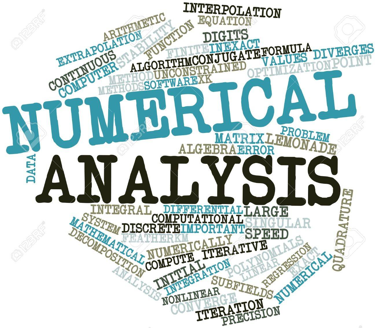 MA214 - Introduction to Numerical Analysis